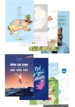 Combo Sách Kỹ Năng Sống Thay Đổi Tư Duy Bạn Trẻ 2 (Bộ 8 Cuốn)