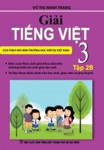 Giải Tiếng Việt 3 Tập 2B
