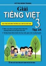 Giải Tiếng Việt 3 Tập 2A