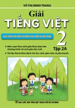 Giải Tiếng Việt 2 Tập 2A