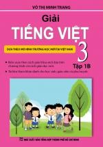 Giải Tiếng Việt 3 Tập 1B
