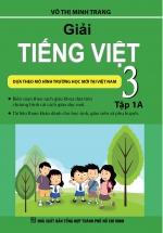 Giải Tiếng Việt 3 Tập 1A