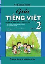 Giải Tiếng Việt 2 Tập 1A
