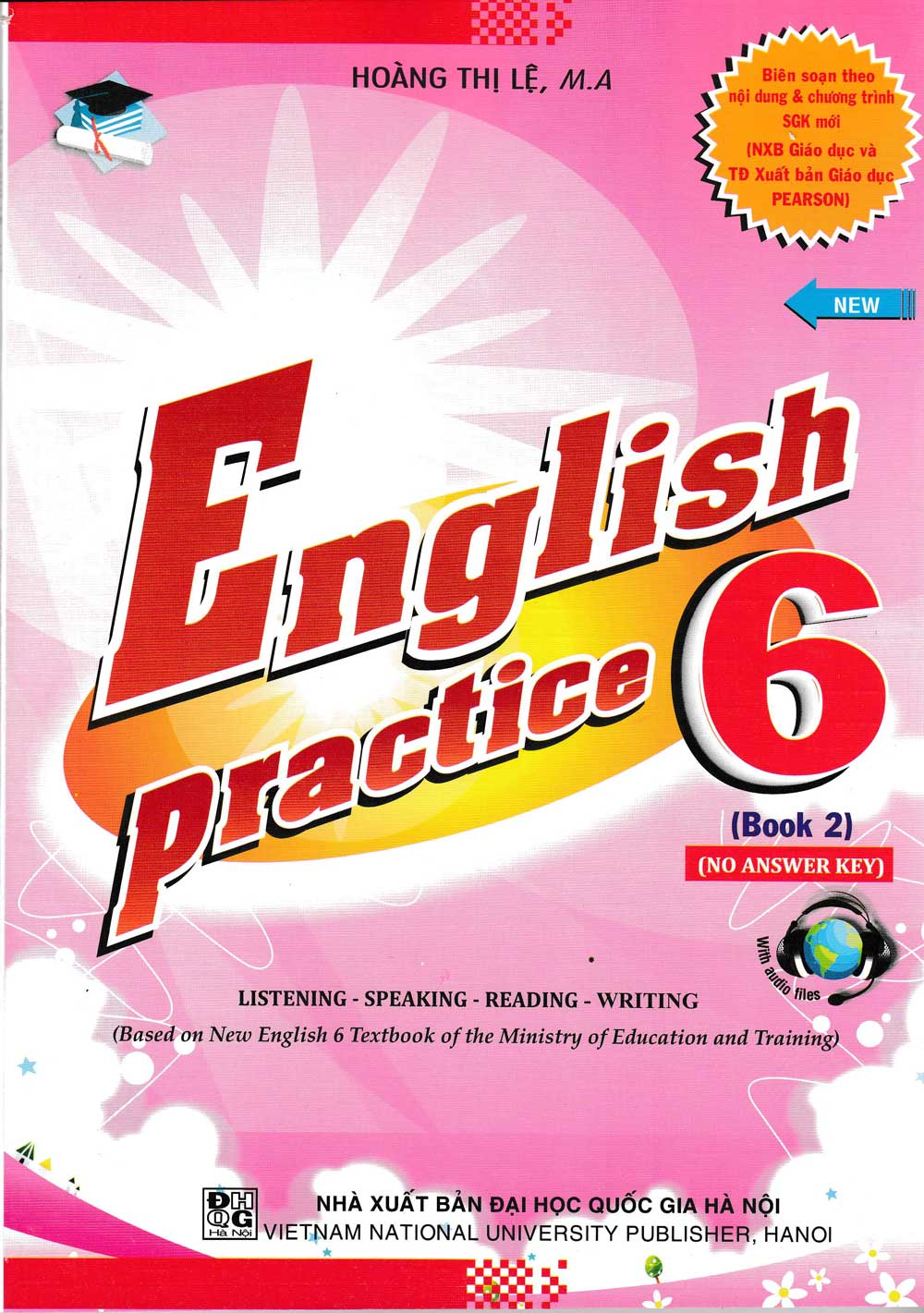 English Practice 6 Book 2 - No Answer Key - EBOOK/PDF/PRC/EPUB
