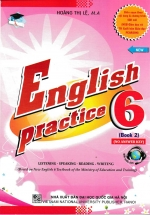 English Practice 6 Book 2 - No Answer Key