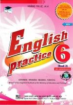 English Practice 6 Book 2 - No Answer Key