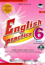 English Practice 6 Book 2 - With Answer Key