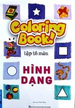 Coloring Book - Tập Tô Màu - Hình Dạng