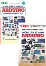 Combo Vi Điều Khiển Và Ứng Dụng - Arduino Dành Cho Người Tự Học + Vi Điều Khiển Và Ứng Dụng Hướng Dẫn Sử Dụng Arduino (Bộ 2 Cuốn)