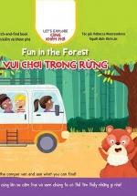 Vui Chơi Trong Rừng - Song Ngữ Anh Việt