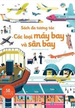 Sách Đa Tương Tác - Các Loại Máy Bay Và Sân Bay
