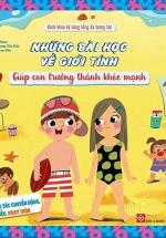 Bách Khoa Kỹ Năng Sống Đa Tương Tác - Những Bài Học Về Giới Tính Giúp Con Trưởng Thành Khỏe Mạnh