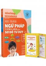 Mindmap Grammar – Học Nhanh Ngữ Pháp Tiếng Anh Bằng Sơ Đồ Tư Duy (Tổng Hợp Ngữ Pháp Lớp 3-4-5 Theo Chủ Đề)