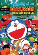 Doraemon Đố Vui - Doraemon Những Cuộc Phiêu Lưu