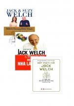 Combo Bộ Sách Của Nhà Lãnh Đạo Thế Kỷ Jack Welch