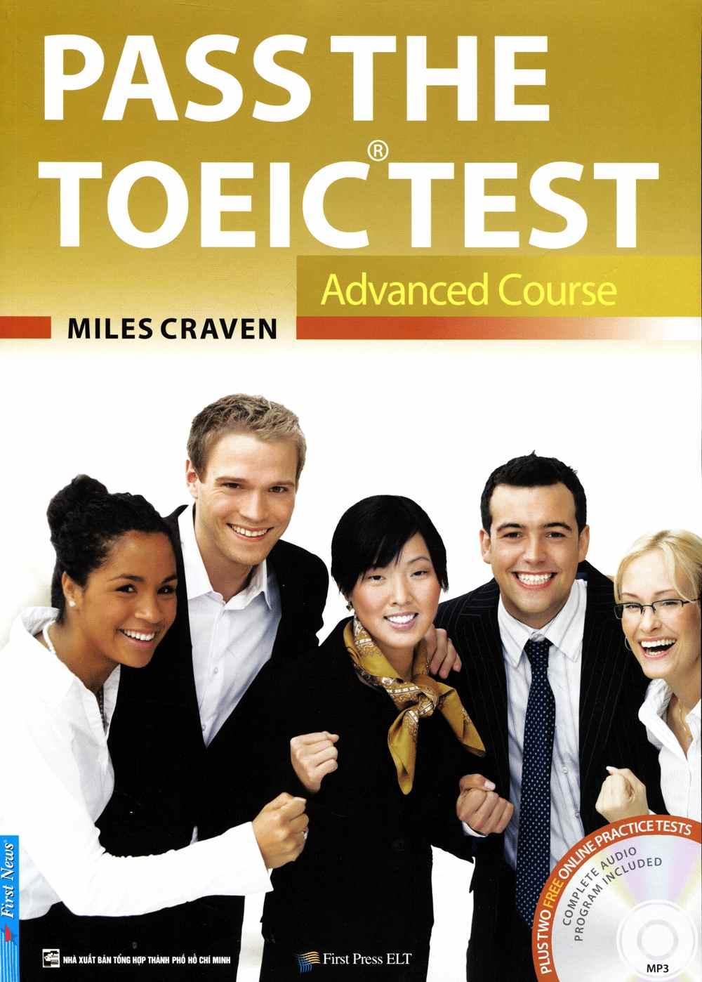 Pass The Toeic Test - Advanced Course ( Kèm CD ) - EBOOK/PDF/PRC/EPUB
