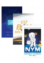 Combo NYM - Tôi Của Tương Lai + Tôi, Tương Lai Thế Giới + Cứ Bay Rồi Sẽ Cao (Bộ 3 Cuốn)