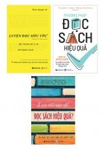 Combo Sách Cải Thiện Tốc Độ Đọc (Bộ 3 Cuốn)