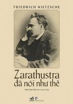 Zarathustra Đã Nói Như Thế (Bìa Cứng)