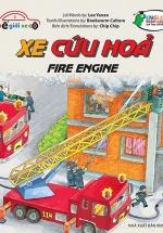 Thế Giới Xe Cộ - Xe Cứu Hoả - Fire Engine