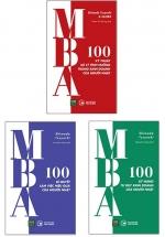 Combo MBA - 100 Kỹ Năng Cơ Bản Làm Việc Của Người Nhật (Bộ 3 Cuốn)