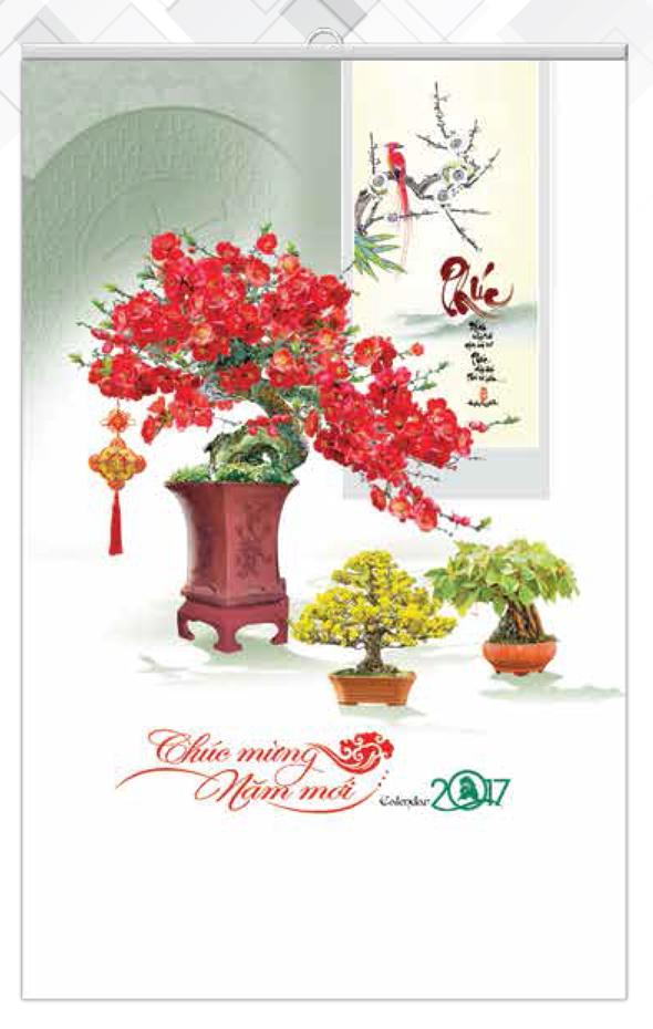 Lịch 5 Tờ Nẹp Thiếc Bon Sai VL - 84 - EBOOK/PDF/PRC/EPUB