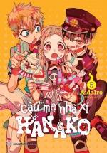 """""""Cậu"""" Ma Nhà Xí Hanako – Tập 5"""