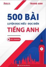 500 Bài Luyện Đọc Hiểu - Đọc Điền Tiếng Anh