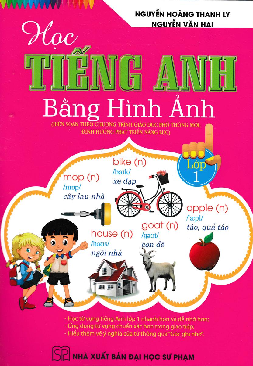 Học Tiếng Anh Bằng Hình Ảnh Lớp 1