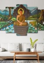 Tranh Treo Tường Đức Phật 5