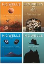 Combo Sách Khoa Học Viễn Tưởng Của H.G.Wells (Bộ 4 Cuốn)
