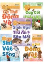 Combo Bộ Sách Học Vui Hiểu Rộng Biết Nhiều Cho Trẻ (Bộ 5 Cuốn)