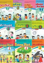 Bộ Sách Giáo Khoa Cánh Diều Lớp 2 (Bộ 10 Cuốn)