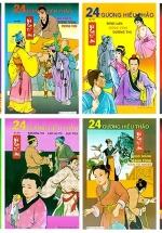 Bộ Sách 24 Gương Hiếu Thảo (Bộ 8 Cuốn)