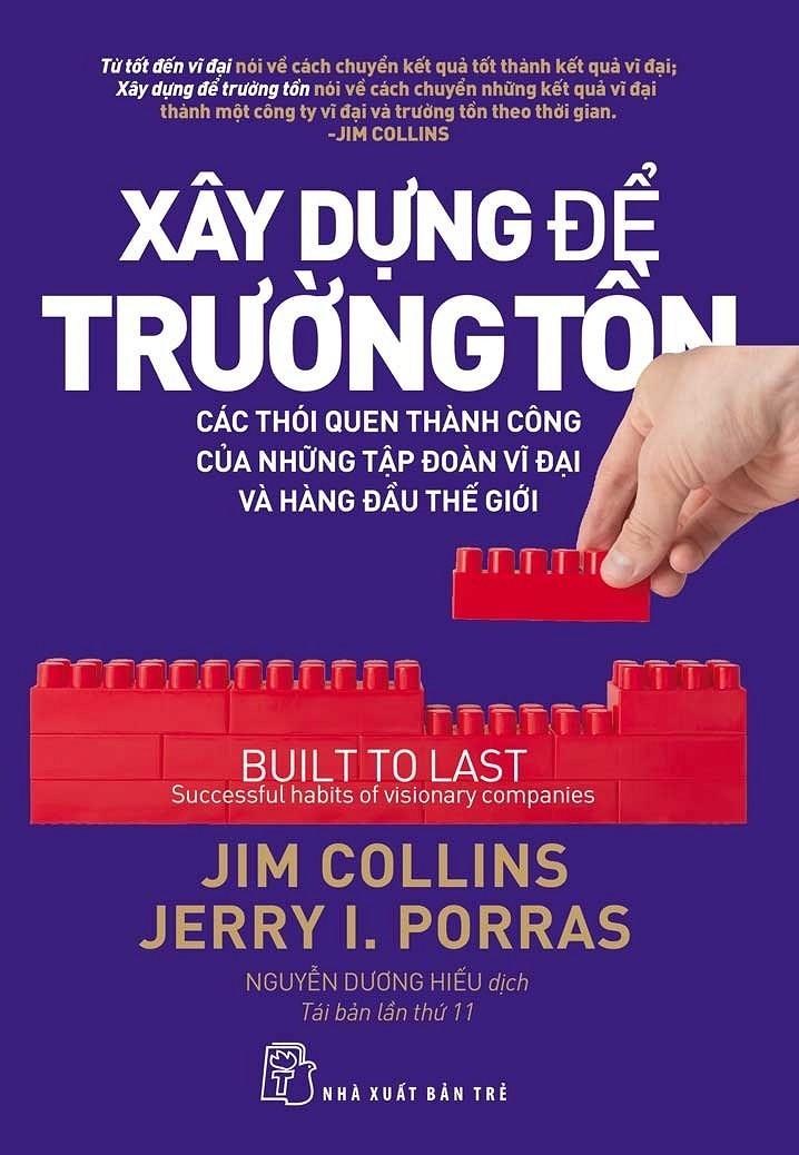 Xây Dựng Để Trường Tồn - EBOOK/PDF/PRC/EPUB