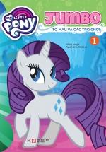 My Little Pony-Jumbo Tô Màu Và Các Trò Chơi 1