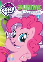 My Little Pony-Jumbo Tô Màu Và Các Trò Chơi 2