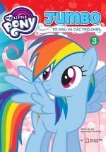 My Little Pony-Jumbo Tô Màu Và Các Trò Chơi 3