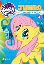 My Little Pony-Jumbo Tô Màu Và Các Trò Chơi 4