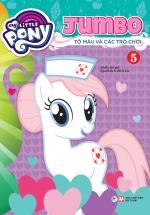 My Little Pony-Jumbo Tô Màu Và Các Trò Chơi 5