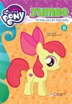 My Little Pony-Jumbo Tô Màu Và Các Trò Chơi 8