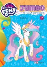 My Little Pony-Jumbo Tô Màu Và Các Trò Chơi 7