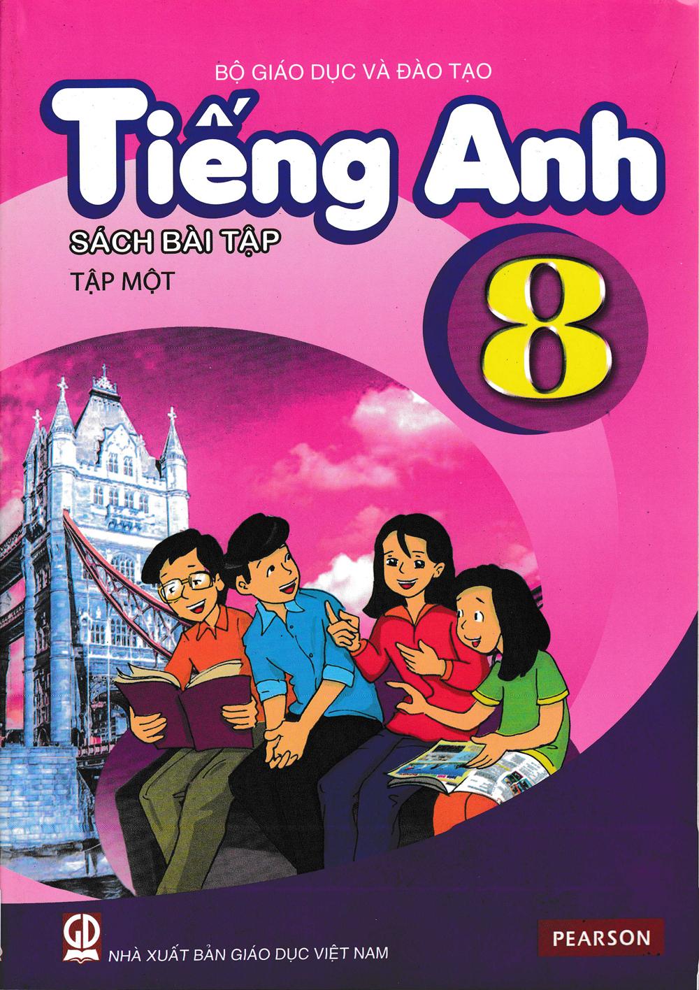 Tiếng Anh 8 Tập 1 - Sách Bài Tập - EBOOK/PDF/PRC/EPUB