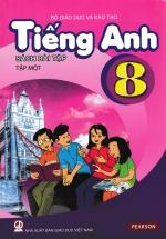 Tiếng Anh 8 Tập 1 - Sách Bài Tập (Không Kèm CD)