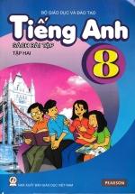 Tiếng Anh 8 Tập 2 - Sách Bài Tập (Không Kèm CD)