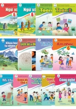 Bộ Sách Giáo Khoa Cánh Diều Lớp 6 (Bộ 13 Cuốn)
