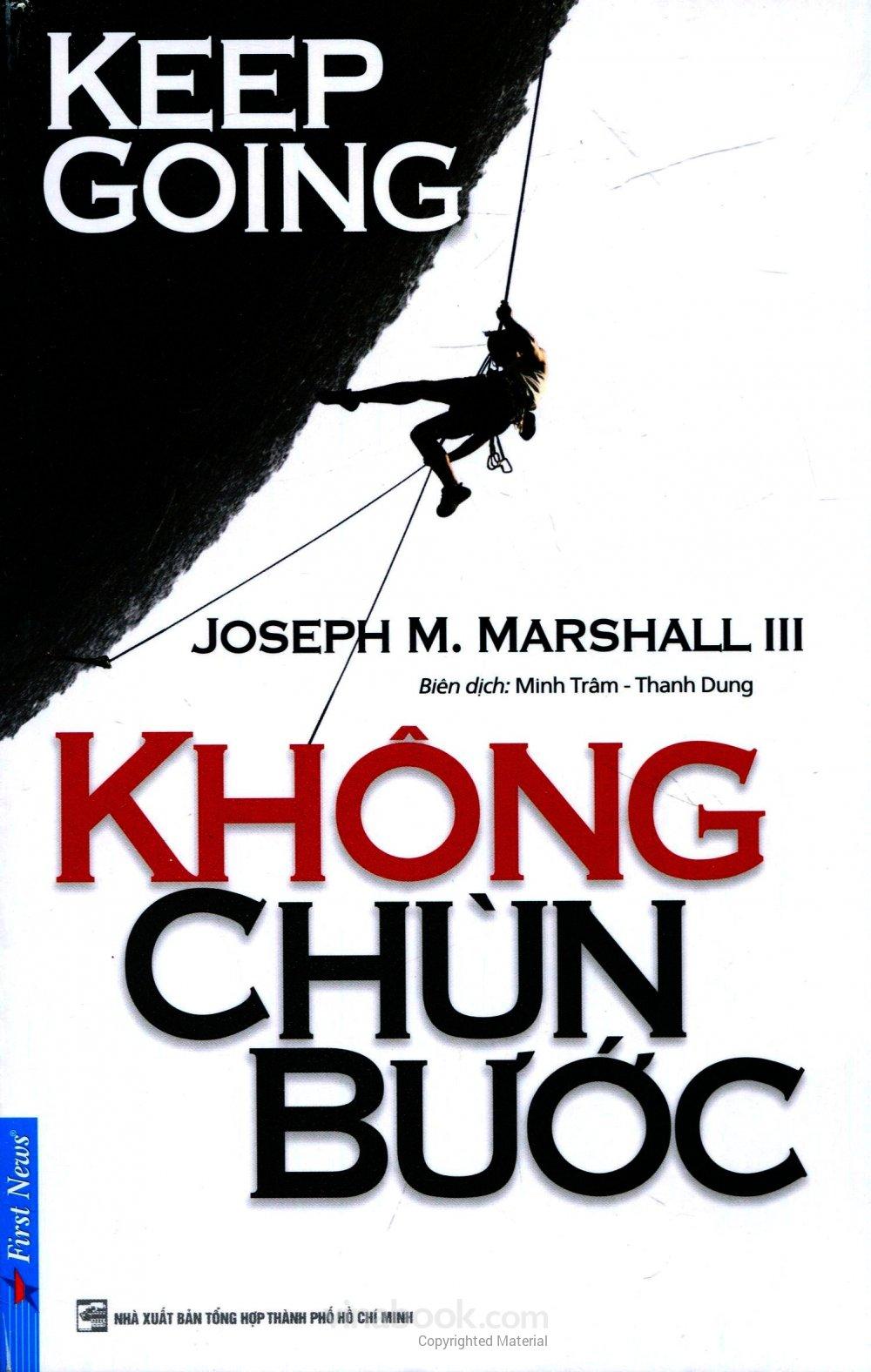 Không Chùn Bước - EBOOK/PDF/PRC/EPUB