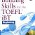 Building Skills For The TOEFL IBT Beginning (Kèm 8 CD)