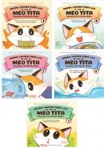 Combo Những Chuyến Phiêu Lưu Của Mèo Tita (Bộ 5 Cuốn)