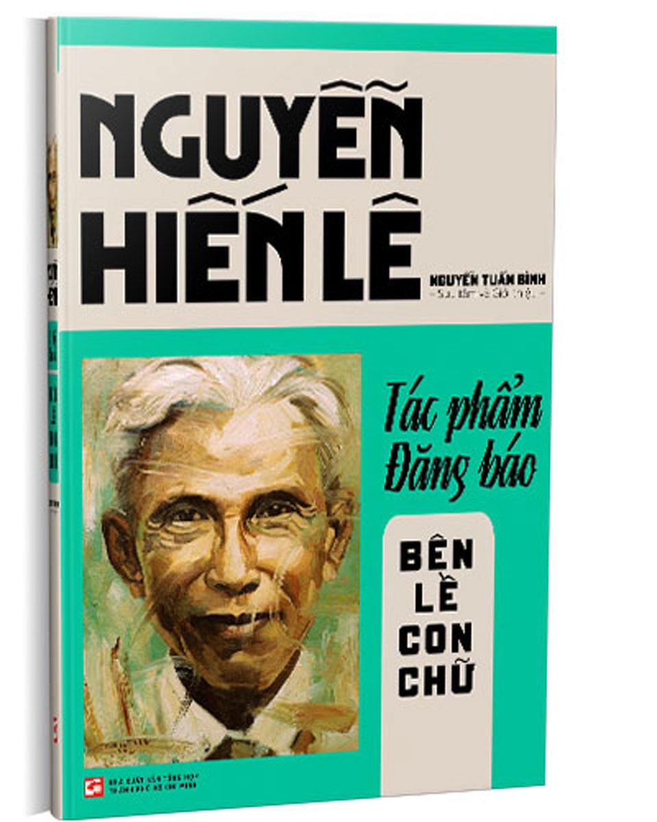 Nguyễn Hiến Lê Và Tác Phẩm Đăng Báo - Bên Lề Con Chữ